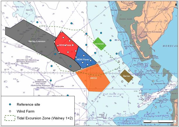Walney Benthic Survey 2013
